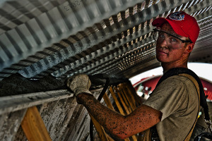 <p>How do precast concrete products fit into the LEED v4 rating system?