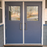 Specialty Steel Doors: Blast & Bullet Resistant, Acoustic, Forced Entry and More
